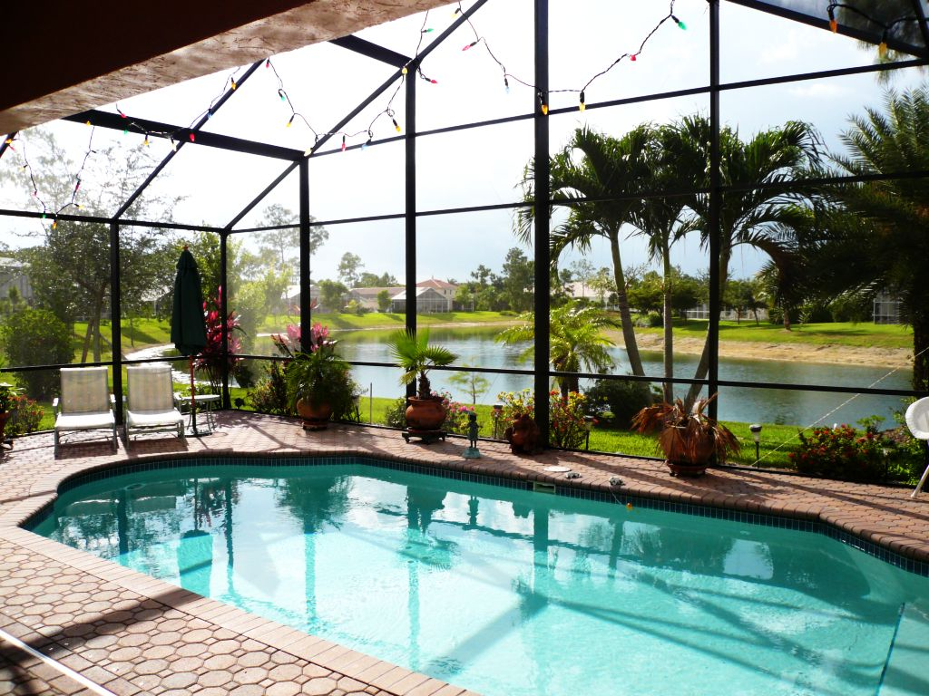 Condo or Villa for rent for golfers and beachgoers in Naples, Florida